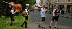 Grundlseer Geigenmusi - Weltmusik mit steirischen Wurzeln
