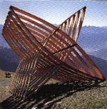 Herbert Golser - Holzskulptur