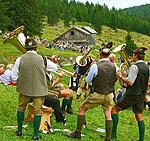 Pfeifertag 2007 - Weißenbachalm